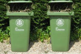 Wheely bin image